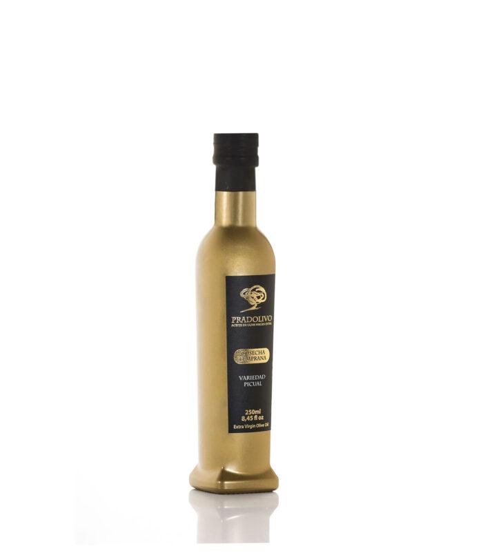 Botella de aceite Pradolivo Picual